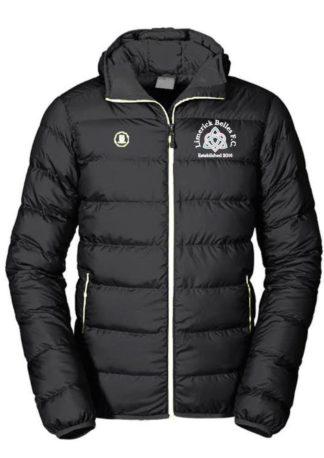 Limerick Belles FC Puffer Jacket-0