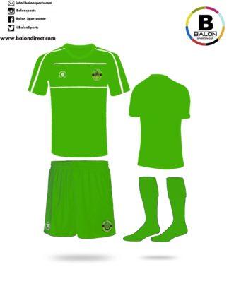 PIKE ROVERS FC Full Training Kit-0