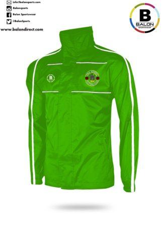 PIKE ROVERS FC Elite Rain Jacket-0