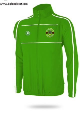 PIKE ROVERS FC Presentation Tracksuit Top-0