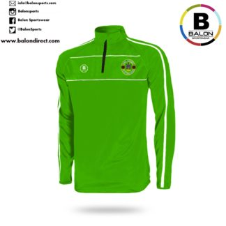 PIKE ROVERS FC 1/4 Training Top-0