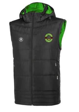 PIKE ROVERS FC Gilet With Hood-0