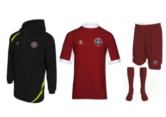 Athenry FC Academy Pack -0