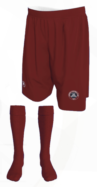Athenry FC Mach shorts and socks-0