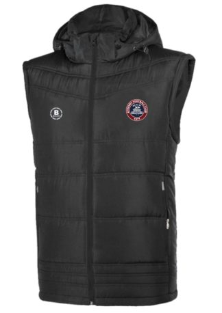 Athenry FC Gilet with hood-0