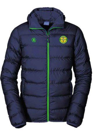 Dunboyne FC Coaches Puffer Jacket-0