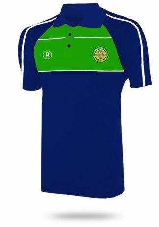 Dunboyne FC Polo Navy -0