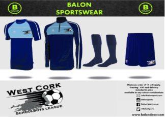 West Cork Schoolboys League Player Pack