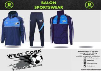 West Cork Schoolboys League Match Day Pack
