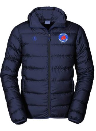 Ballagh Boxing Puffer Jacket-0