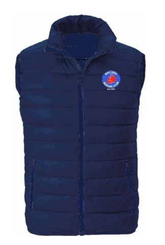 Ballagh Boxing Gilet With Hood-0