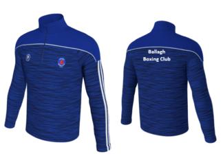 Ballagh Boxing Club Melange 1/4 Training Top-0