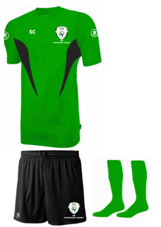 CP Ireland Full Training Kit