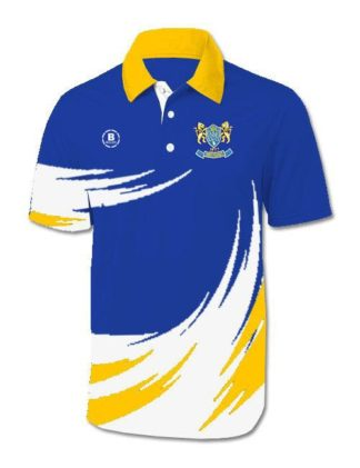 Belmont Bowling Club Sublimated Club Shirt