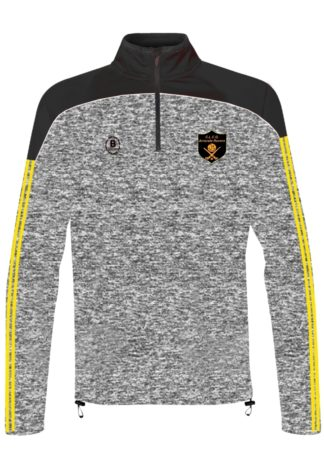 ARRAVALE ROVERS Melange 1/4 Zip Training Top-0