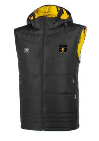 ARRAVALE ROVERS Gilet With hood -0