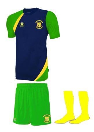 Ballingarry AFC Full Training Kit-0