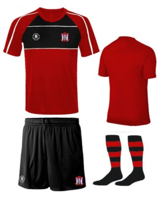 Ballyjamesduff AFC Full Training Kit-0