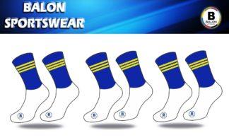 Naomh Colmcille GAA Midi elite Training socks 3 PACK -0