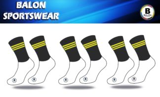 ARRAVALE ROVERS Midi elite Training socks 3 PACK -0