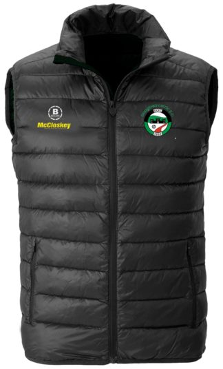 Dungiven Celtic Gilet With Hood