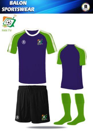 Irish Fans TV Full Training Kit