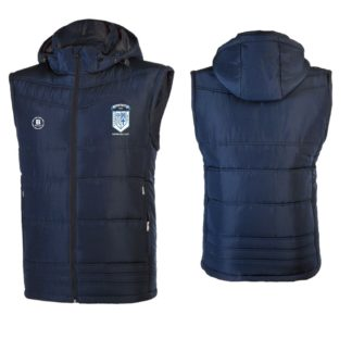 Rathkeale AFC Gilet with hood-0