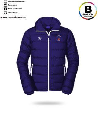 St Ibars Boxing Club Puffer Jacket-0