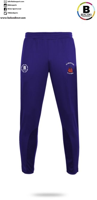 St Ibars Boxing Club Tight Fit Bottoms-0