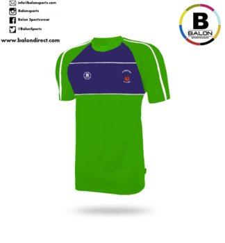 St Ibars Boxing Club Tshirt-0