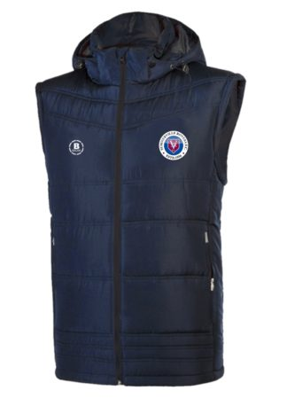 Summerville Rovers FC Gilet with hood-0