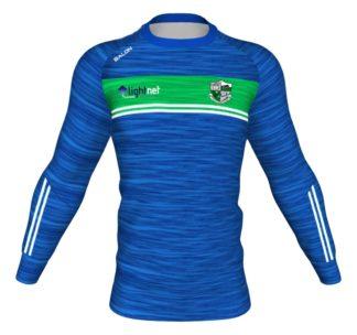 Tynagh-Abbey/Duniry Melange Sweatshirt-0