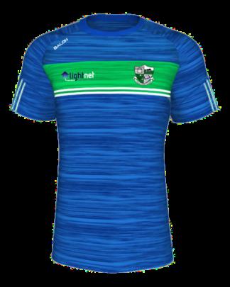 Tynagh-Abbey/Duniry Melange T shirt-0