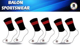 Treaty Gaels Camogie Midi elite Training socks 3 PACK -0
