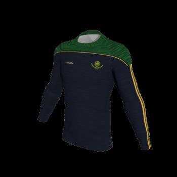 Duleek Bellewstown LGFA Melange Sweatshirt Microfleece-0