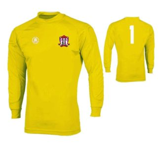 Ballyjamesduff AFC Padded keeper jerseys-0