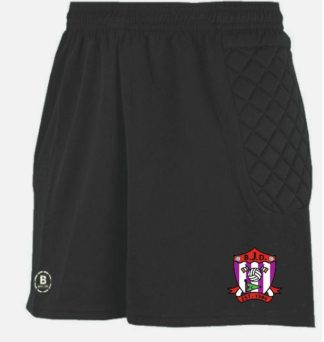 Ballyjamesduff AFC Padded keeper shorts -0