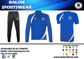Ballynanty Rovers AFC Player pack -0