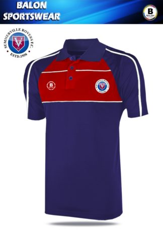 Summerville Rovers FC Polo-0