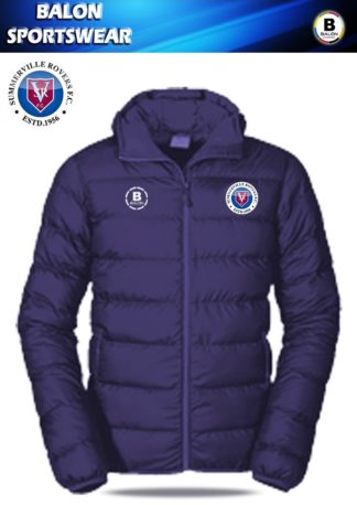 Summerville Rovers FC Puffer Jacket-0