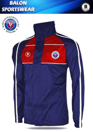 Summerville Rovers FC Rainjacket-0