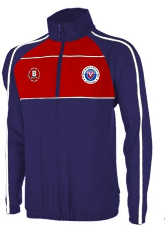 Summerville Rovers FC Presentation Tracksuit Top-0