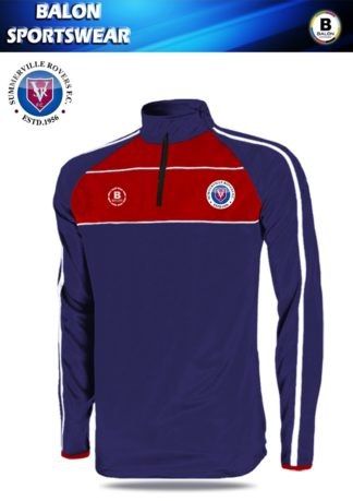 Summerville Rovers FC 1/4 Training Top-0