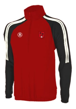 Bunratty United AFC Presentation Tracksuit Top-0