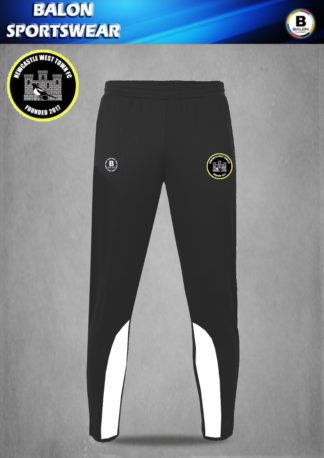 Newcastle West Town FC Tight Fit Bottoms-0