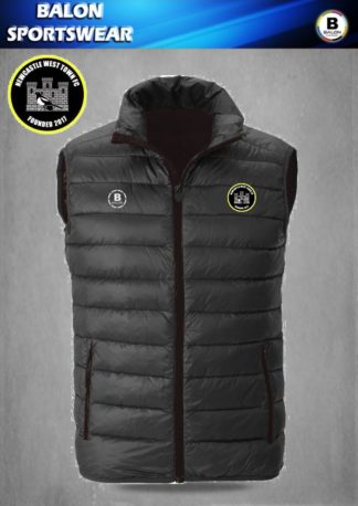 Newcastle West Town FC Gilet-0