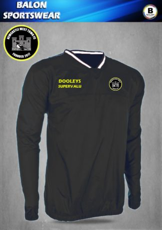 Newcastle West Town FC Windcheater -0