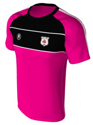 BBC United Elite Pink Tshirt-0