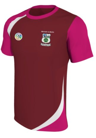 Boyle Camogie Club Elite T shirt-0