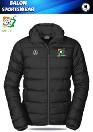 Irish Fans TV Puffer Jacket
